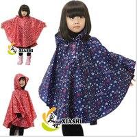 Baby Kids Poncho Child Windproof Waterproof Raincoat Fashion Poncho For Children