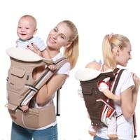 Ergonomic Baby Carrier Sling Baby Backpack Carrier Backpack Hipseat for newborn Baby Carrier Baby Kangaroos Toddler Wrap Bebes