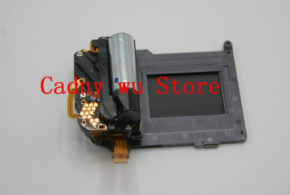 Shutter plate group with Blade Curtain Repair parts For Canon FOR EOS 6D Mark II ; 6DII 6D2 SLR