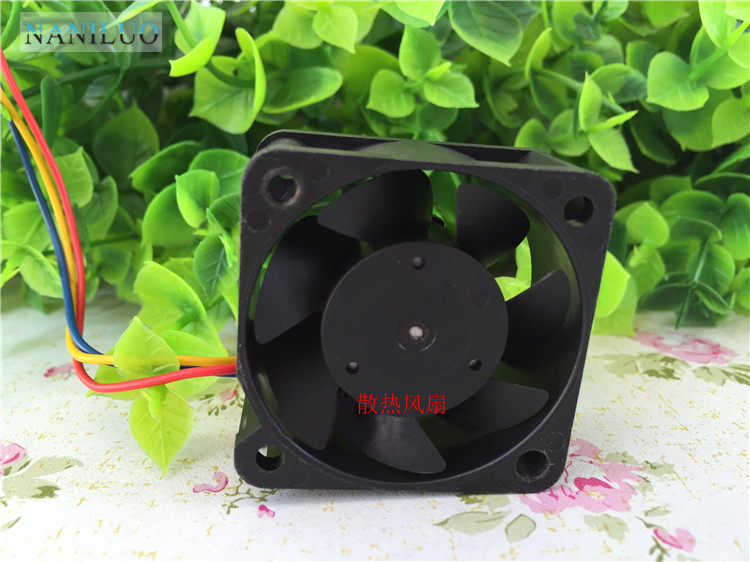 3wire Cooling Fan For 4cm 12v Hdf4020l-12hhb-50a Double Ball Bearing Computer & Office