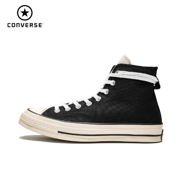 Converse Fear Of God X Lassic Canvas Skateboarding Shoes Anti-slip Breathable Sports Sneakers