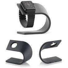 ALLOYSEED U Type Aluminum Charging Stand Holder For Apple Watch Charging Dock Stand Holder For iWatch