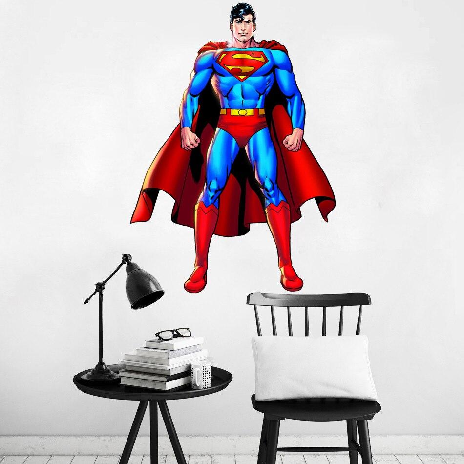 Wall paper 3d decor superman wall paper 3d decor amipublicfo Choice Image