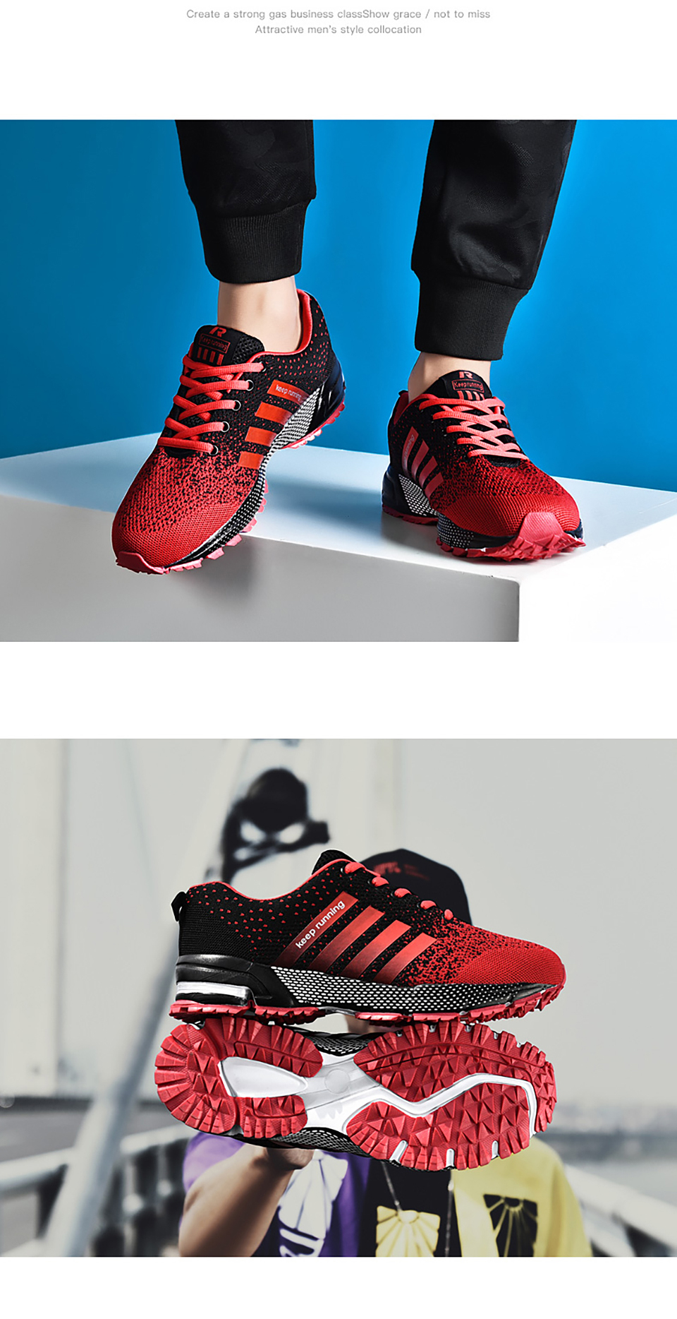66d2c71f14d 2019 Sport Running Shoes Men Couple Casual Shoes Men Flats Outdoor ...