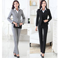 Formal Women Business Suits with Pant + Blazer + Vest 3 Piece Set Fashion Office Ladies Work Uniforms Suits