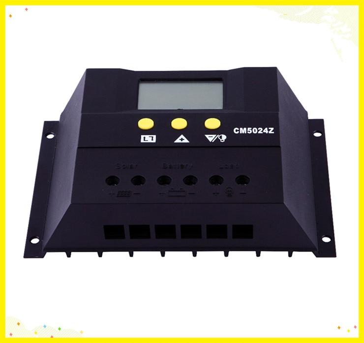 60A 12V/24V Auto Sense LCD Display PWM Solar Charge Controller new lp116wh2 m116nwr1 ltn116at02 n116bge lb1 b116xw03 v 0 n116bge l41 n116bge lb1 ltn116at04 claa116wa03a b116xw01slim lcd