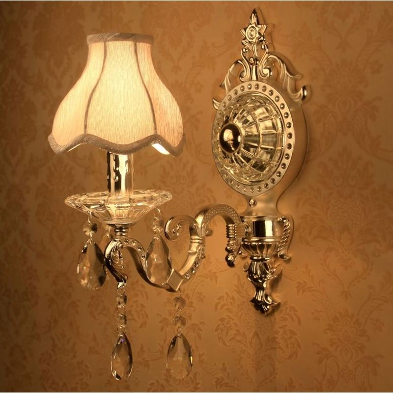 Antique Brass Led Mirror Front Wall Lights Modern Brief