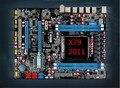 Área de trabalho motherboard nova X79 motherboard LGA 2011 suporte de memória ECC REG servidor Todas As placas sólidas frete grátis