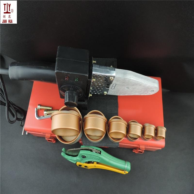 Caja de hierro de envío gratis con máquina de soldadura de tubos - Equipos de soldadura - foto 6