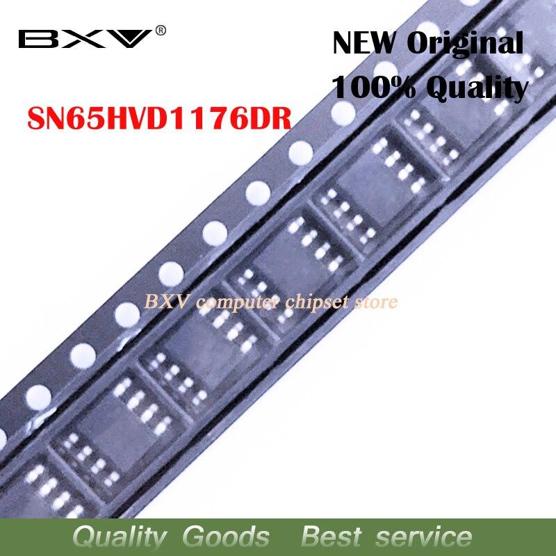 10pcs  SN65HVD1176DR VP1176 SN65HVD1176  Sop-8 Chipset New Original