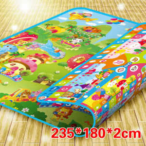 Flight chess animal double faced creepiness pad 235 180 2cm chinese chess 2 thick double faced laser line bamboo dual board set child 331 1pcs lot