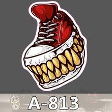 Bevle A 813 Shoes Fashion Cool DIY Stickers For Laptop font b Luggage b font Bike