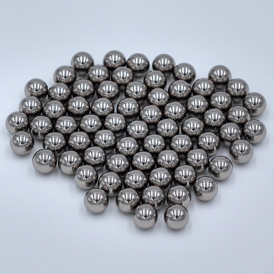 7mm 200PCS AISI 316 G100 Stainless Steel Ball Bearing Ball-in Valve Balls from Home Improvement    1