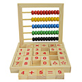 Classic Bead Toys Wooden Abacus Chinese Child Educational Calculate Count Numbers Wood Toys for Children