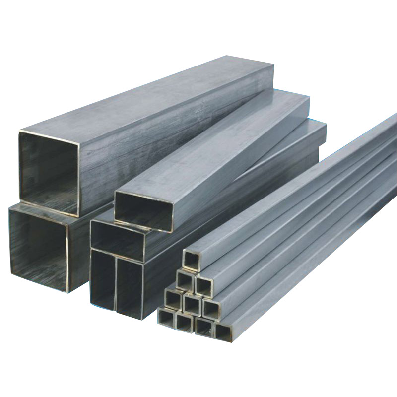 Tube-Cutting Square-Tube Metal-Material 304-Stainless-Steel Rectangular Arbitrary Can-Be-Customized