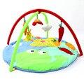 Nova 0-1 Ano Divertido Coelho Dos Desenhos Animados Tapetes de Jogo Do Bebê Sapo Bebê crianças Educacionais Brinquedo Cobertor Rastejando Pad Ginásio Atividade Lúdica os Melhores Presentes