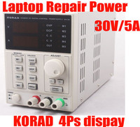 KORAD KA3005D High Precision Adjustable Digital DC Power Supply 4Ps MA 30V 5A For Scientific Research