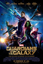 2015 New Movie Poster Guardians Of The Galaxy 40x60cm Canvas Poster Free Shipping