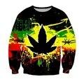 New Hot 2016 Men's 3d Funny Printed Sweatshirt Man Casual Full Sleeve Sweatshirts Hip Hop Street Style Tops
