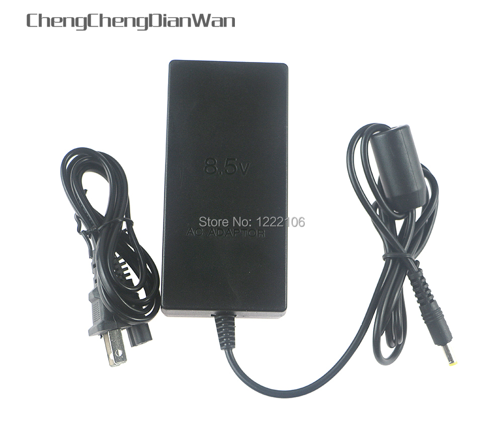 Unterhaltungselektronik Neue Us-stecker Ac Power Adapter Für Sony Playstation 2 Ps2 70000 Videospiele