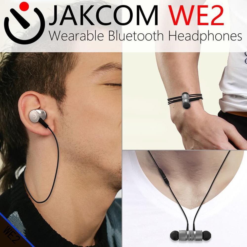 JAKCOM WE2 Smart Wearable Earphone Hot sale in Earphones Headphones as hello kitty smartphone tecnologia inteligente