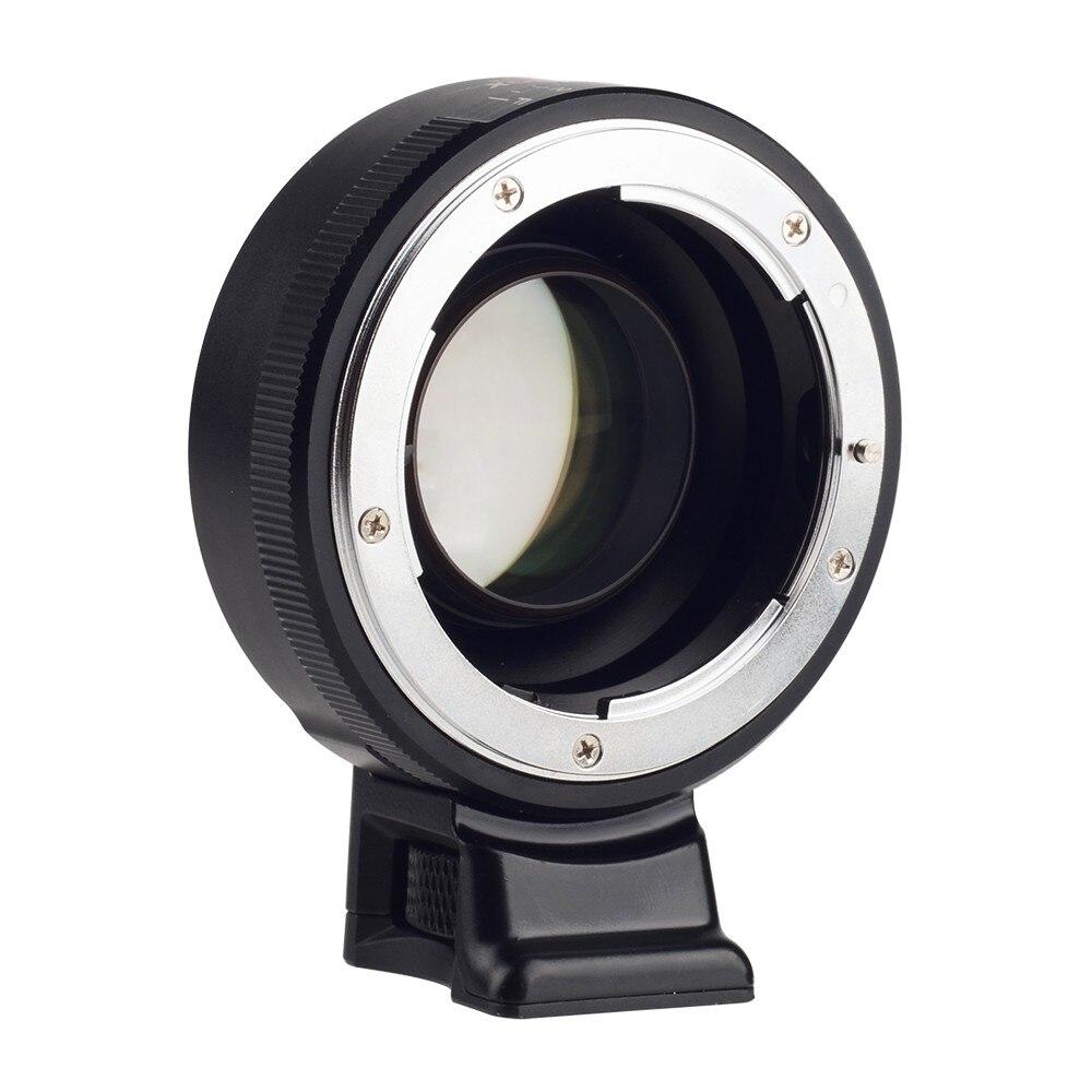 Nikon F Lens para Sony A7RIII a7SII A6300 A6500