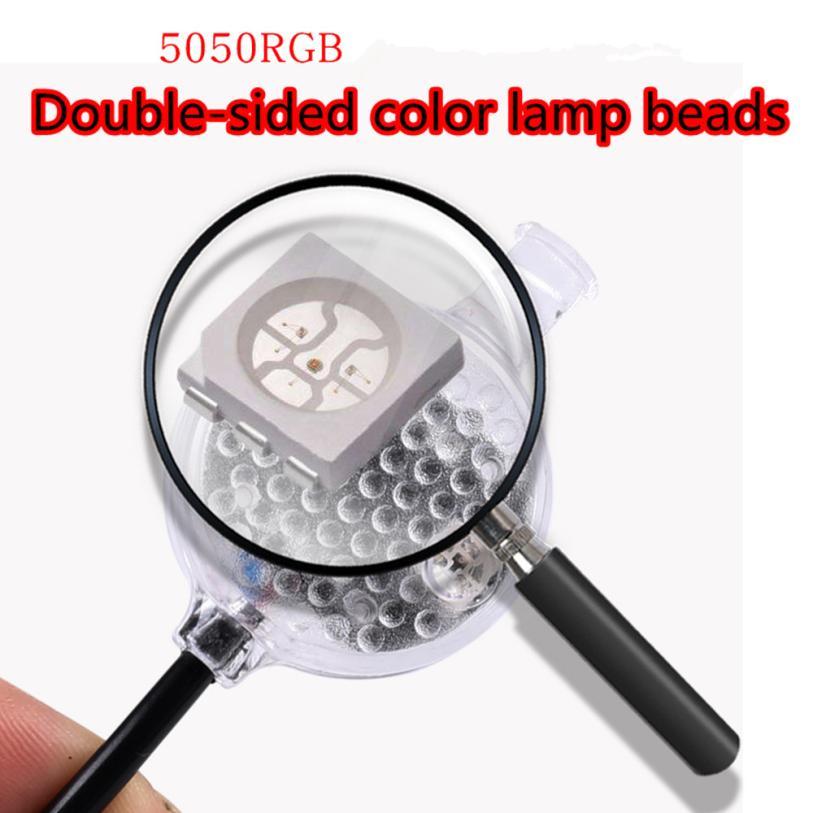 New LED Bicycle Wheel Signal Tire Spoke Light Waterproof Pattern Free To Change Night Safty light Sensor lamp High Quality PJ5