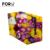 Colorido Floral Caja de Maquillaje Caso Comsmetic Mujeres Famosa Marca Bolsa de Cosméticos Organizador de Viajes de Lujo estuches maquillaje párrafo