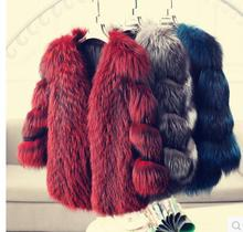 Amazing Real fox fur coats and jackets , Gorgeous Natural fox fur coats for women luxury fur coats wholesale