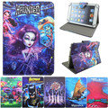 Batman Monster High Elf Trolls Monster haunted Cute Cartoon PU Leather Stand Cover Case Universal 7 inch Tablet Case Funda Coque