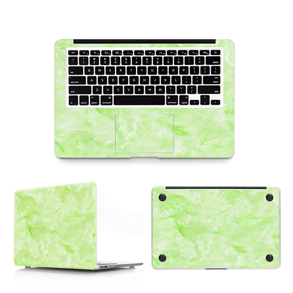 2019 HRH 3 In 1 Marble Design Laptop Decal Stickers Palm Rest Guard Skin  For Macbook Air Pro Retina11 12 13 15 Protective Skin From Cn Crafts,  $552 77