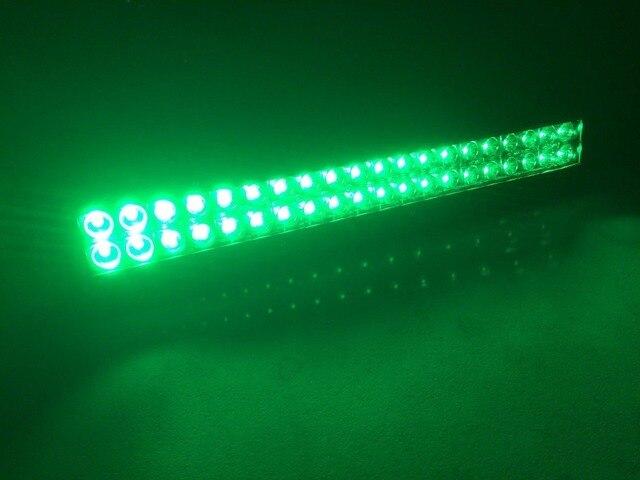 Greenwhitestrobe dual color switched 22 120w led light bar for greenwhitestrobe dual color switched 22 120w led light bar for hog aloadofball Choice Image