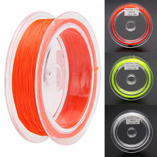 1Pc Fly Fishing Line 3 Colors 50M/54.7Yards Braided Wire Fly Fishing Backing Line 20LB Fishing Equipment Fishing Tackle