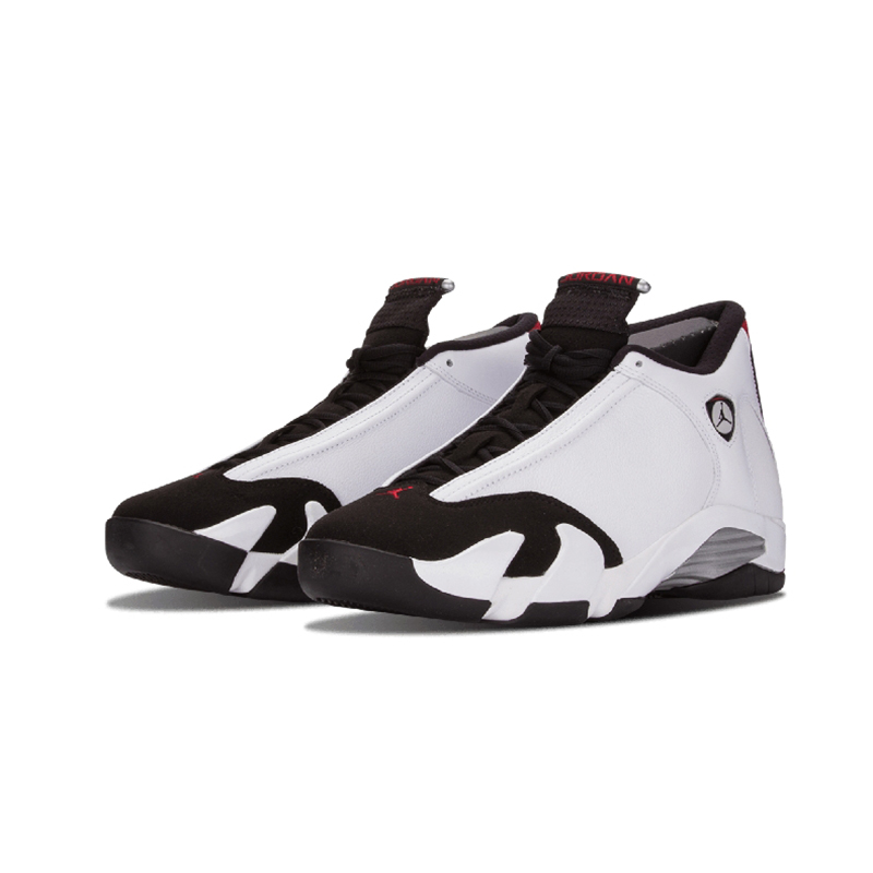 Original Authentic NIKE Air Jordan 14 Retro Men's Basketball Shoes Sport Outdoor Sneakers Medium Cut Lace-Up Good Quality 487471 64