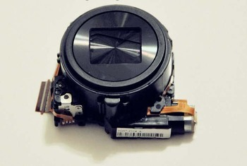 90%New Lens Zoom Unit For SAMSUNG WB30 WB30F Digital Camera Replacement Repair Part without CCD Black