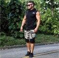 2016 Crime BE Body Engineers Hoodies Stringer Vest Man Body Engineers Fitness Movement Sleeveless Vest Vest Vst