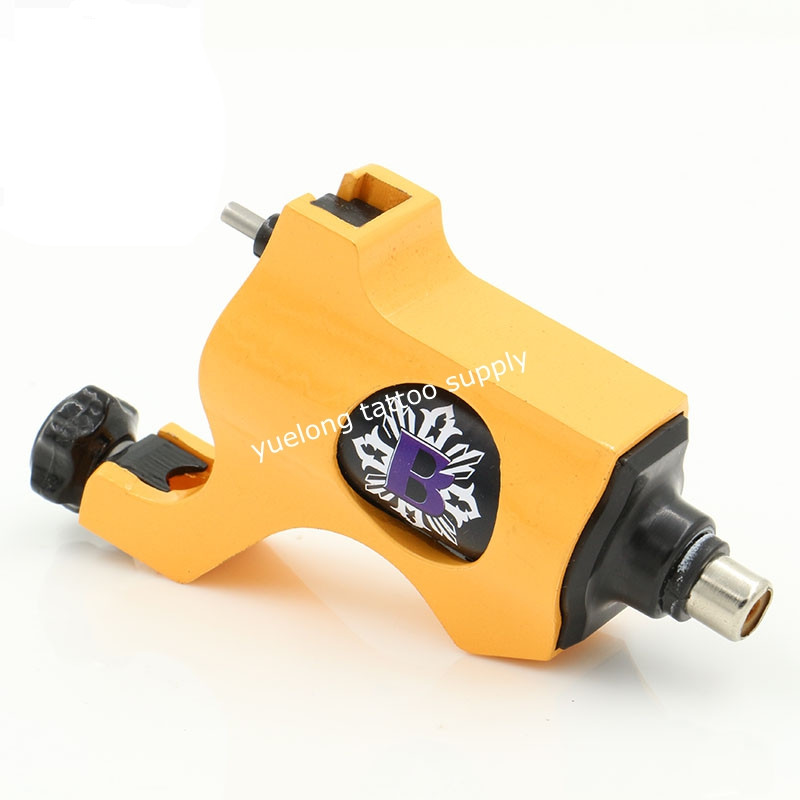 2016-Rushed-Sale-Tattoo-Machines-Permanent-Makeup-Yellow-Rotary-Tattoo-Motor-Gun-Machine-noiseless-Newly-Professional