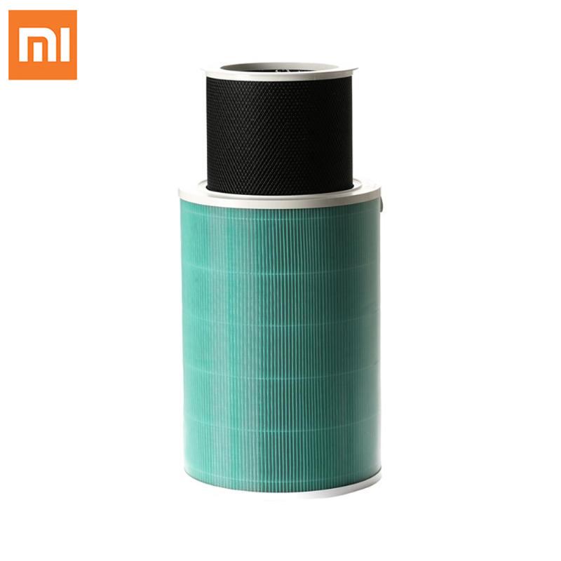 Xiaomi Mijia Air Purifier Filter Mi Air Purifier Parts Replacement 2 Filter Air Cleaner Removal Filter Element Enhanced Version air filter fits zenoah model eb700 new air cleaner cheap leaf blower parts