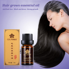 Hair Care Fast Powerful Hair Growth Products Regrowth Essence Liquid Treatment Preventing Hair Loss For Men Women 10ml(China)