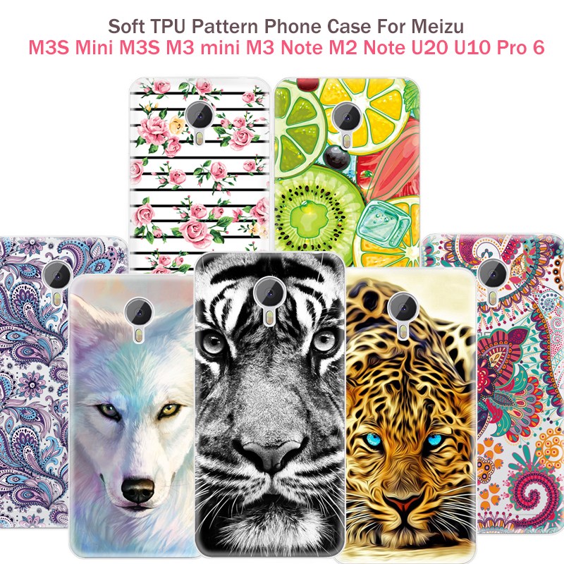 Nuevo modelo de teléfono case para meizu m3s mini m3 m3 mini M2 M3 Nota Nota U10
