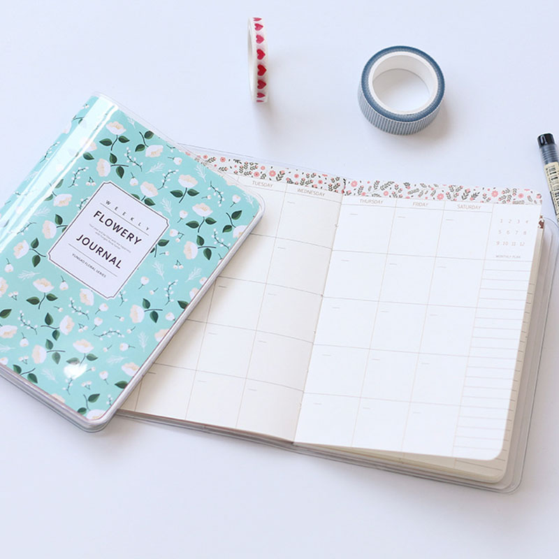 2019 2019 Half Year Agenda Planner Monthly Weekly A6 Notebook Kawaii Stationery Papeleria School Supply Diary Schedule Kids Gift2019 2019 Half Year Agenda Planner Monthly Weekly A6 Notebook Kawaii Stationery Papeleria School Supply Diary Schedule Kids Gift