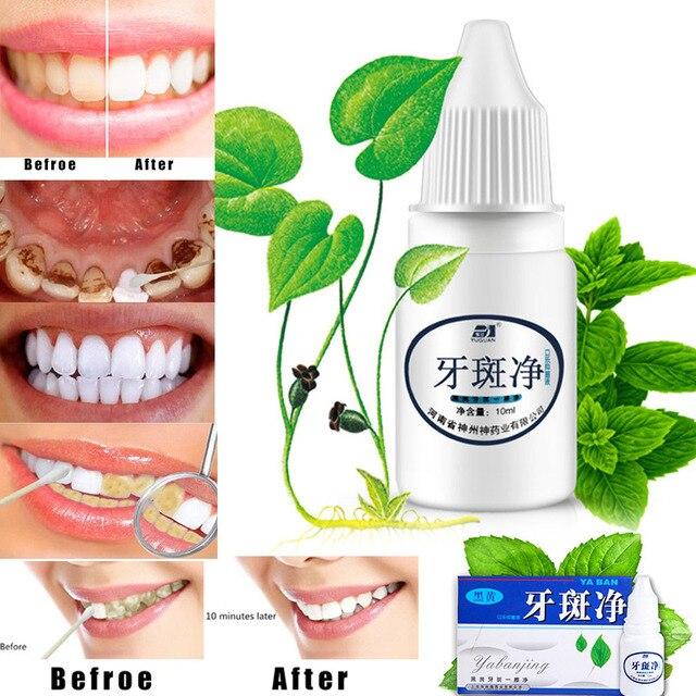 2019 nueva llegada Blanqueamiento Dental líquido higiene bucal limpieza dientes cuidado líquido