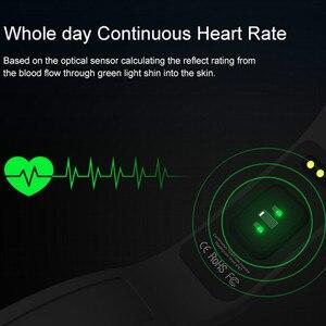 Image 3 - Smart Armband Fitness tracker Heart Rate Monitor passometer call nachricht erinnerung Kompatibel für andriod ios pkhuawei Band