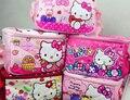 Kawaii Hello Kitty Bolso Cesta de Picnic Bolsa de COMIDA Caja; Caja de Aislamiento Lonchera Compartimiento de La BOLSA Del Bolso