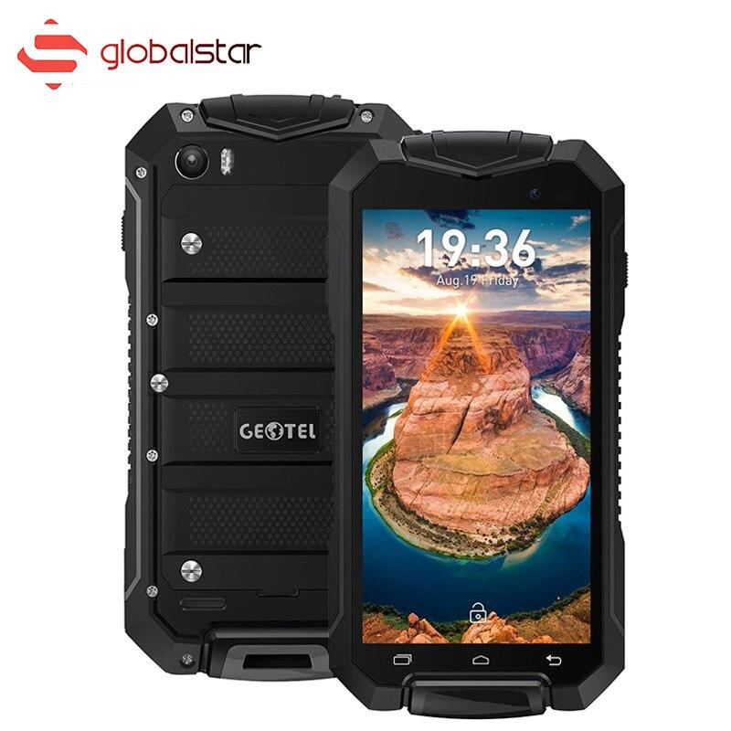 bilder für IP67 Wasserdicht GEOTEL A1 MTK6580M Quad-Core-Handy 4,5 zoll Android 7.0 Handy 1G RAM 8G ROM 3400 mAh Smartphone