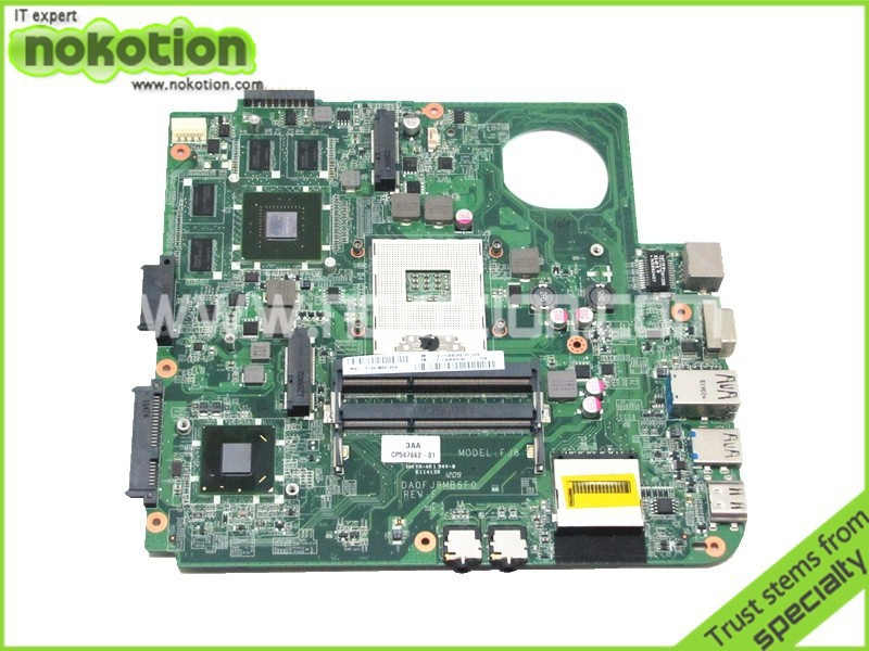 DA0FJ8MB6F0 laptop motherboard for FUJITSU LIFEBOOK LH532 intel HM76 GMA HD 4000 DDR3 Mainboard Mother Boards full tested