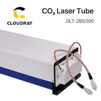 Cloudray Yongli LT07YLD280 / LT07YLD300 laser Tube for CO2 Laser Engraving Cutting Machine