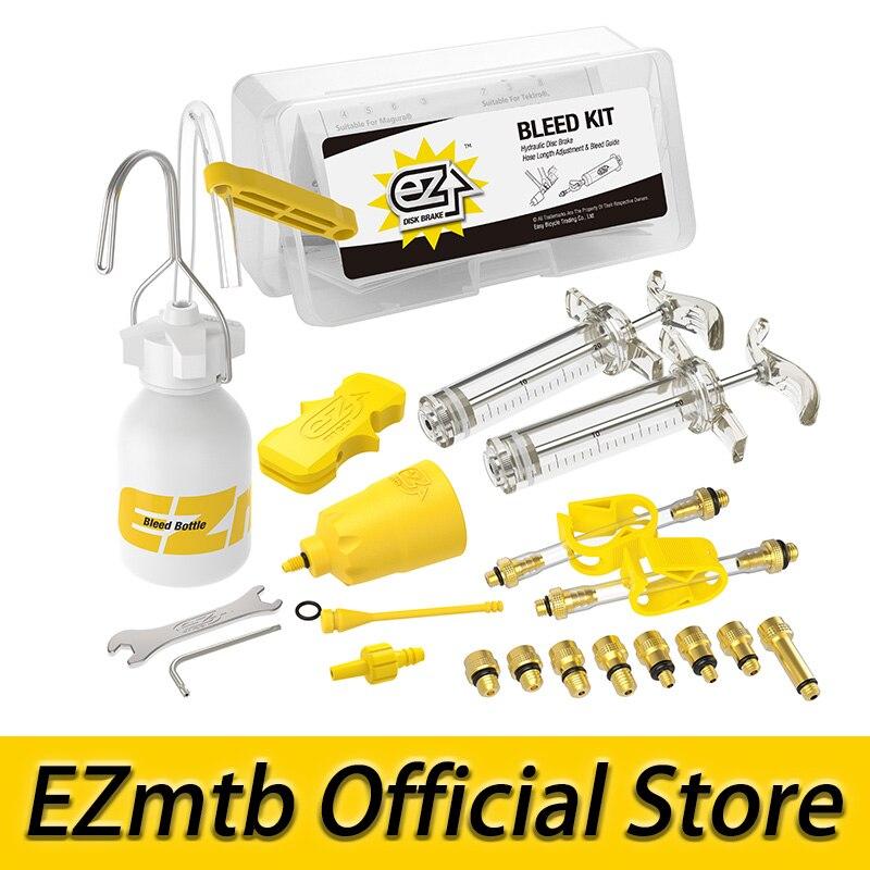 2018 newest ezmtb bleed kit for shimano&tektro&magura&hayes&formula&sram&avid&giant bicycle brake