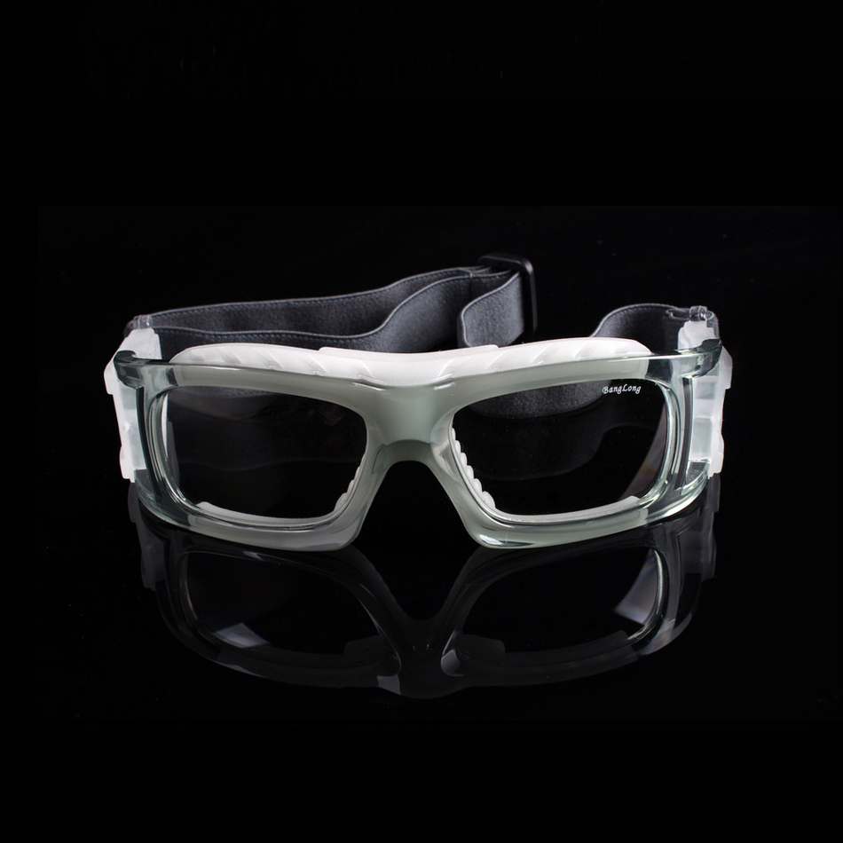 384bdc7d951a Laura Fairy Sport Glasses Football Basketball Volleyball Sport Myopia  Goggles Silicone Rubber Tip Impact Safety Glasses Men-in Sunglasses from  Apparel ...