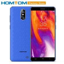 HOMTOM S12 18:9 Tam Ekran 3G WCDMA Cep Telefonu 5-inç Android 6.0 1 GB RAM + 8 GB ROM 5MP + 8/2MP Geri Çift Kameralar Akıllı Tel...